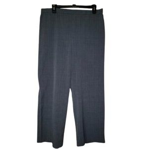Croft & Borrow 16 Petite Black Pants Plus Women
